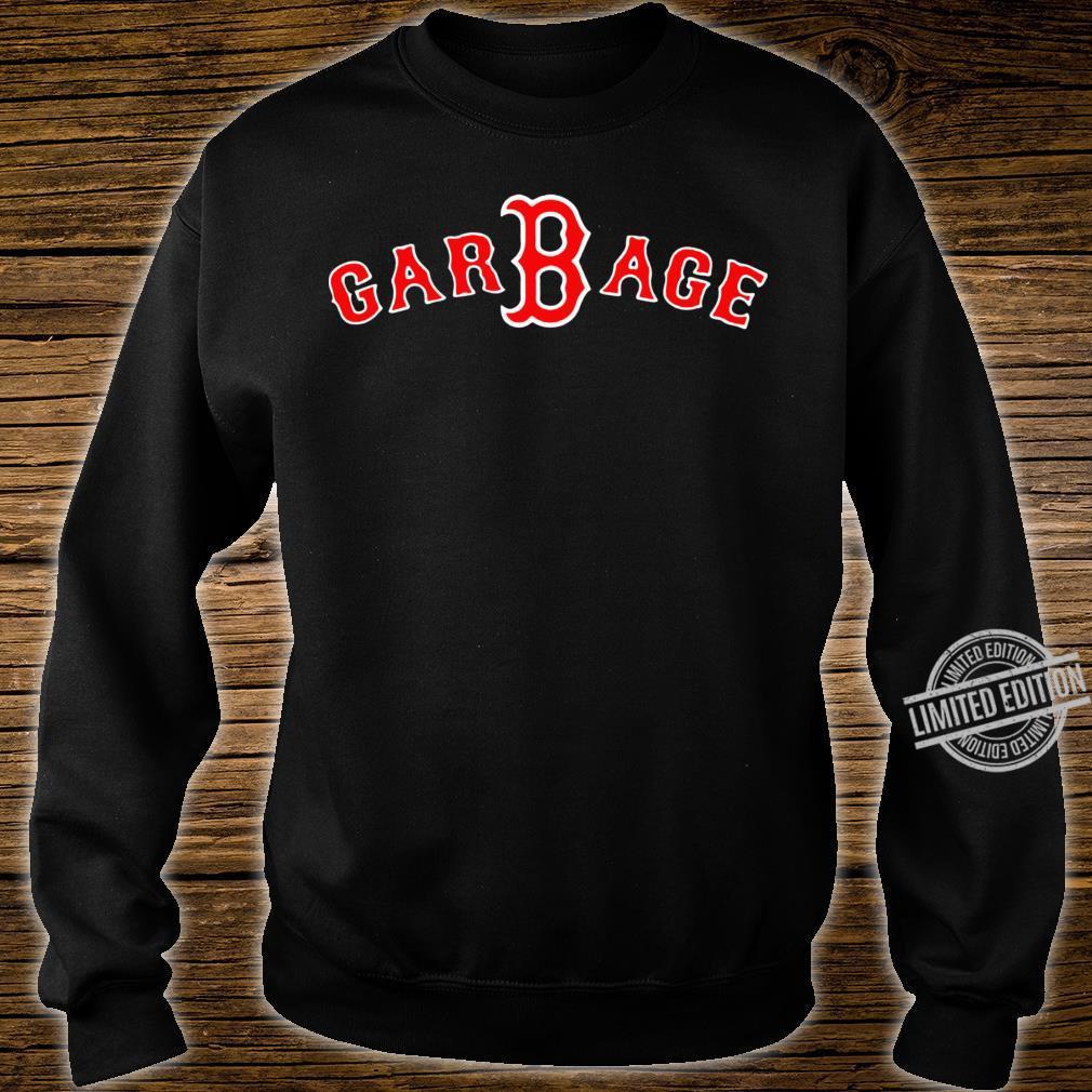 Boston Red Sox GarBage Racerback Shirt sweater