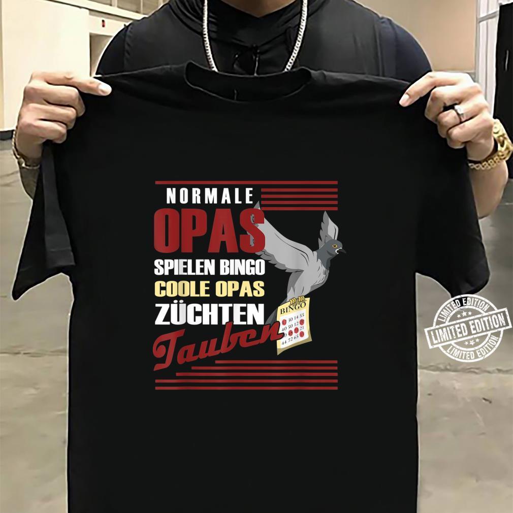 Brieftaube Taubenflüsterer Ruhestand Taubenzüchter Haustaube Shirt sweater