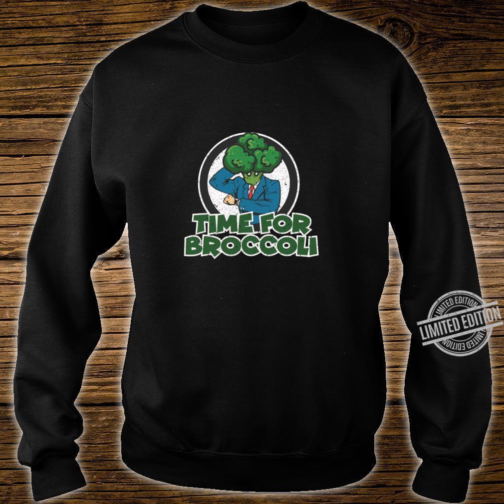 Brocolli Plant Food Vegetable Eater Shirt sweater