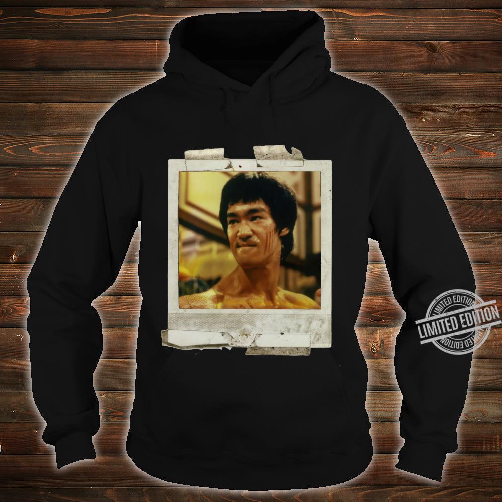 Bruce lee pop art Shirt hoodie