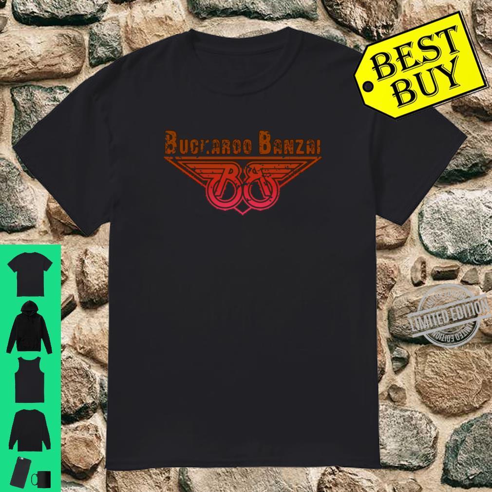 Buckaroo Banzai Shirt