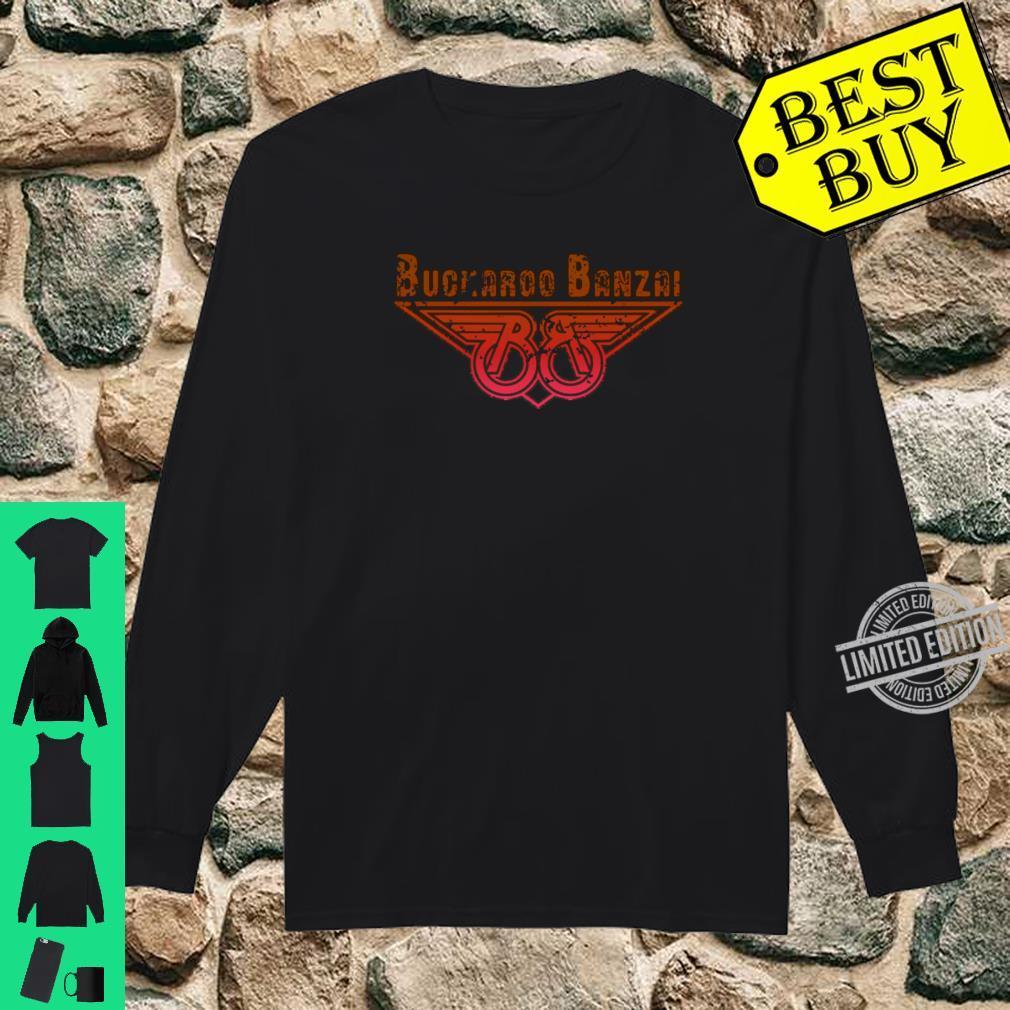 Buckaroo Banzai Shirt long sleeved
