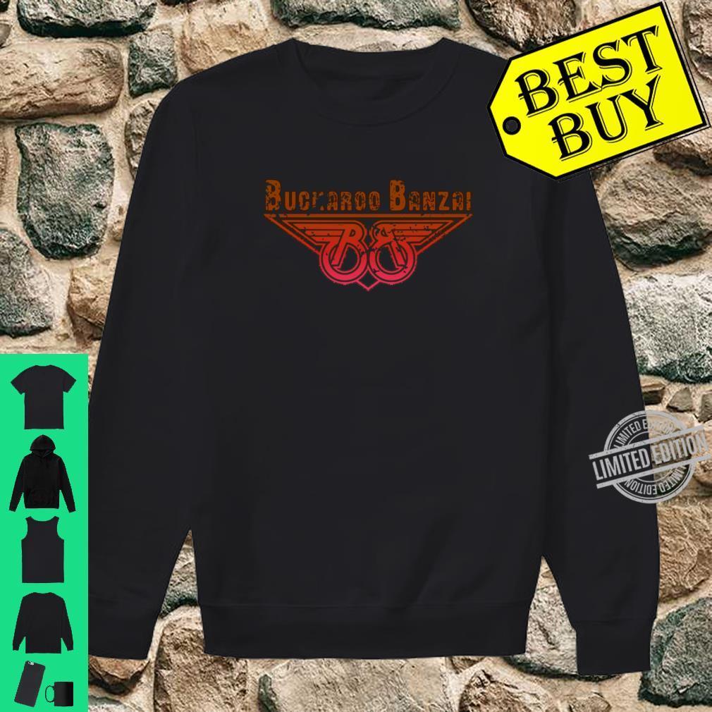 Buckaroo Banzai Shirt sweater