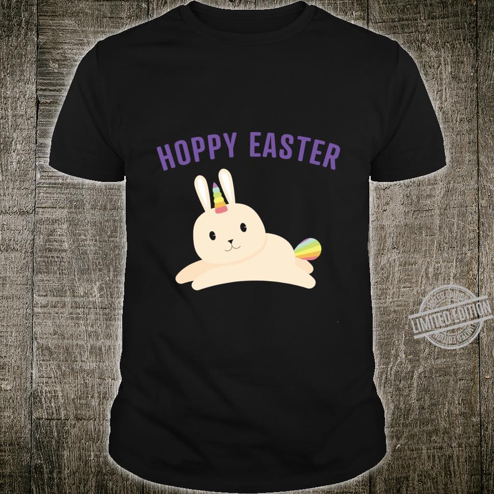 Bunnicorn For Rainbow Unicorn Bunny Easter Shirt