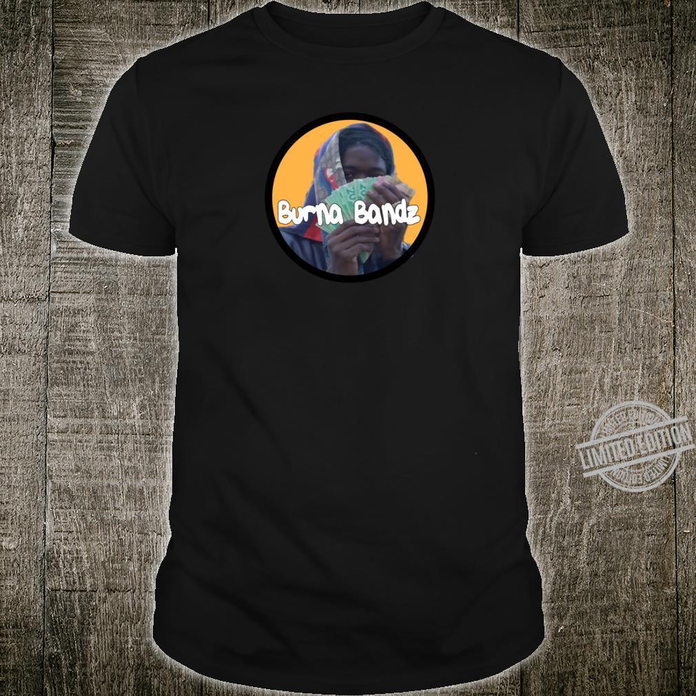 Burna Bandz Racerback Shirt