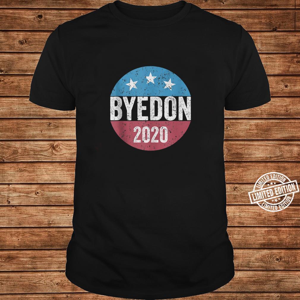 ByeDon 2020 Joe Biden 2020 American Election AntiTrump Shirt long sleeved