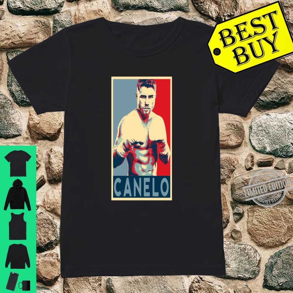 Canelo Alvarez Shirt ladies tee