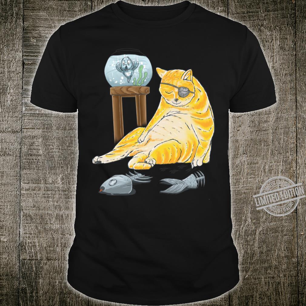 Catshirt Shirt
