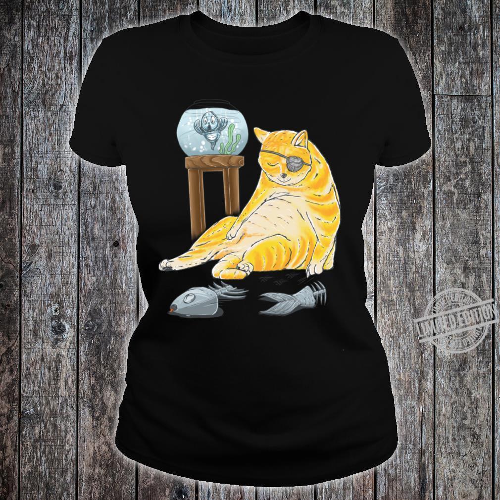 Catshirt Shirt ladies tee