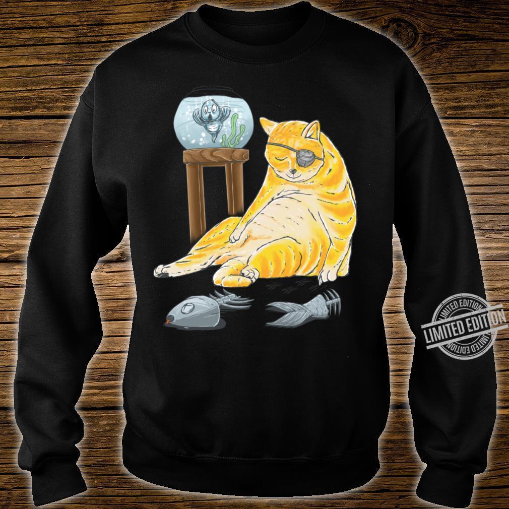 Catshirt Shirt sweater