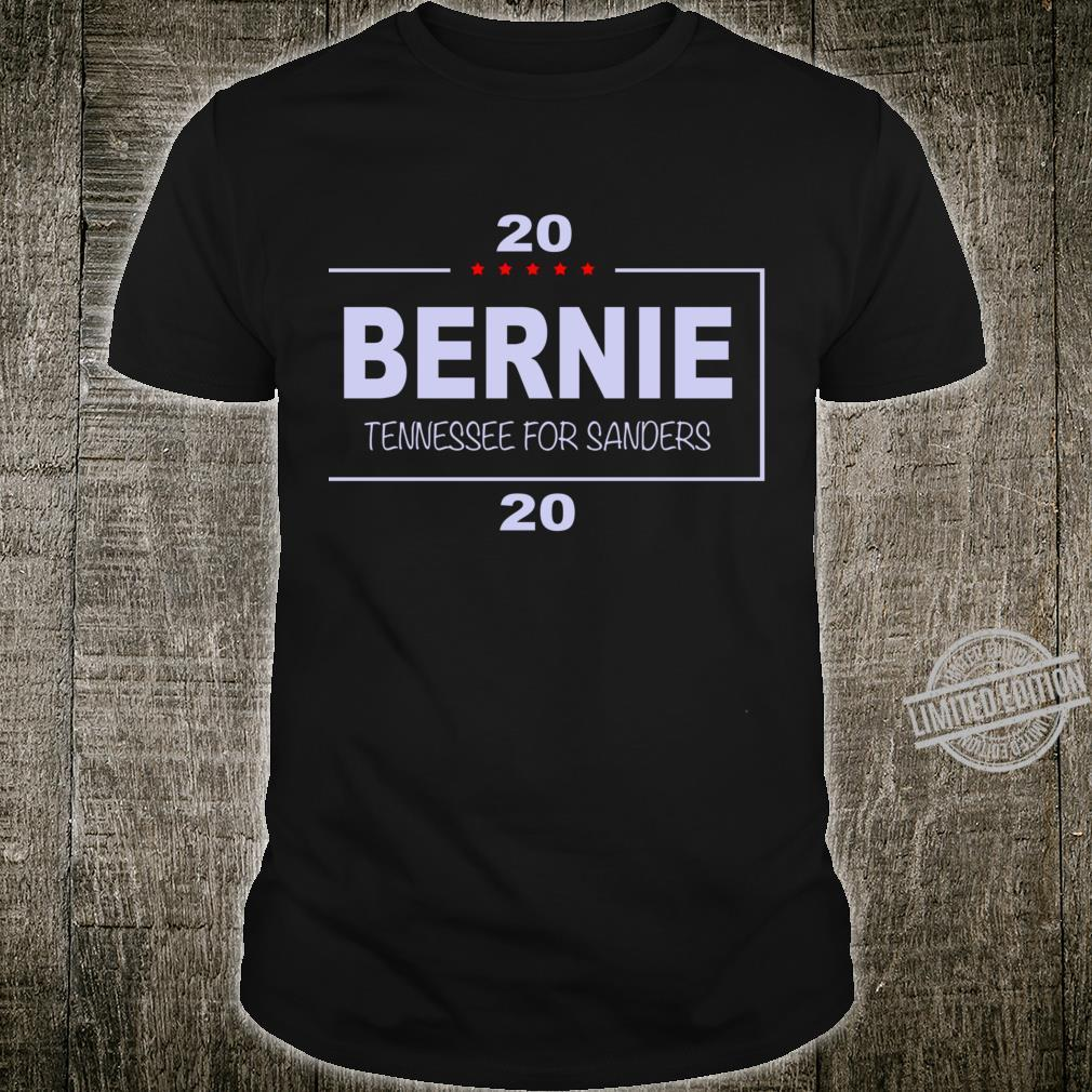 Copy of Vote Bernie, Tennessee for Sanders Racerback Shirt