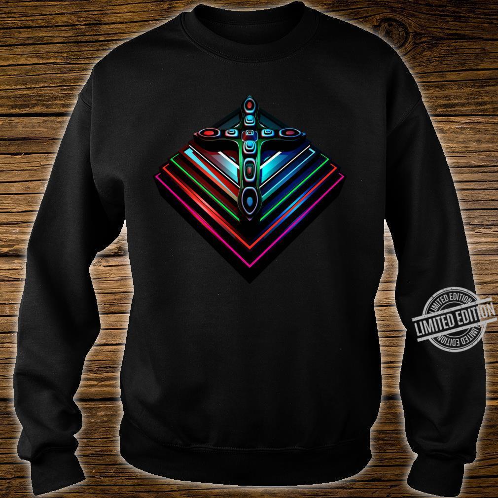 Crossed. Baseball ¾ Sleeve Shirt sweater