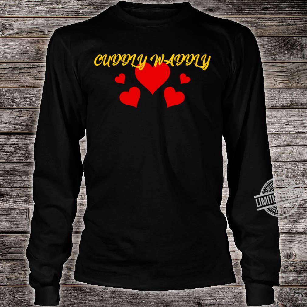 Cuddly Shirt long sleeved
