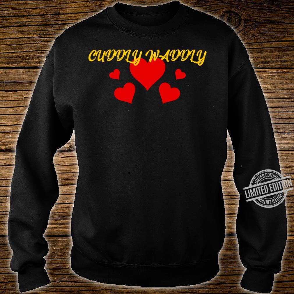 Cuddly Shirt sweater