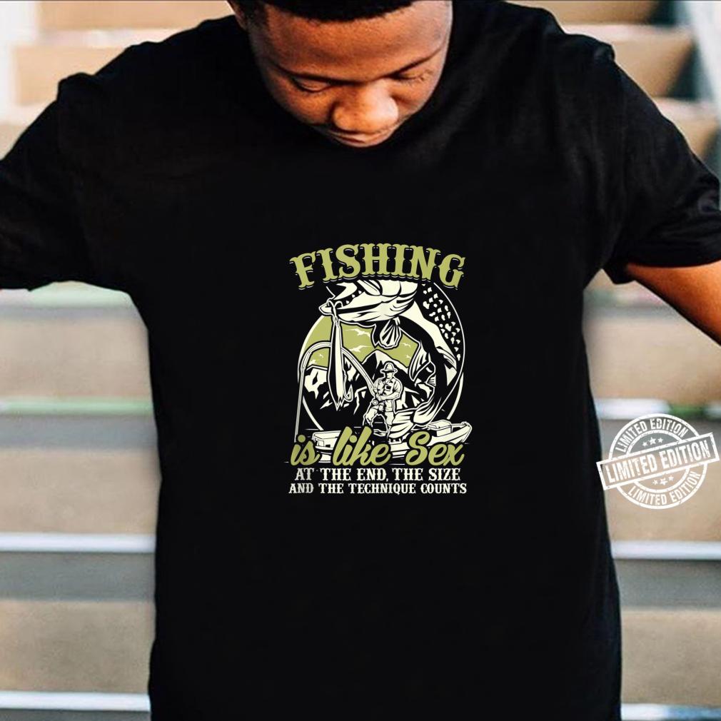 Fishing Fishing for Fisherman Shirt