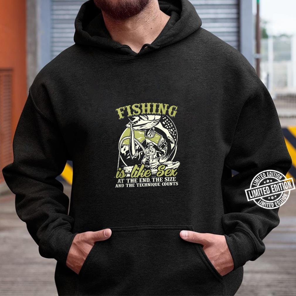 Fishing Fishing for Fisherman Shirt hoodie
