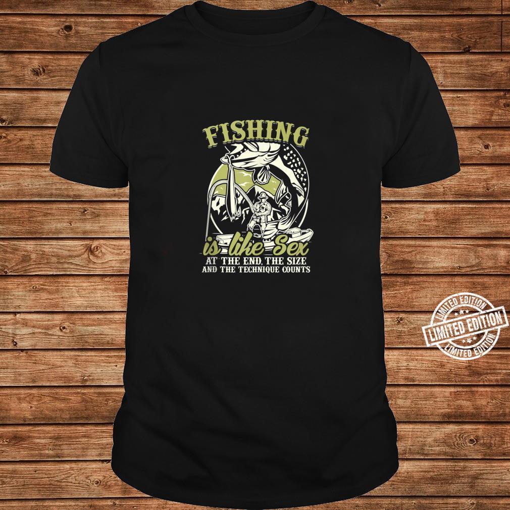 Fishing Fishing for Fisherman Shirt long sleeved