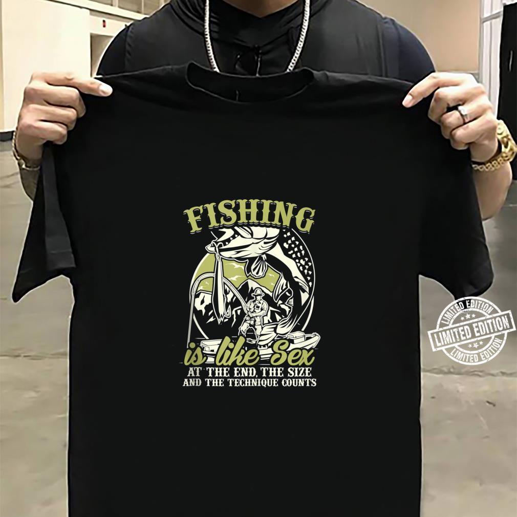 Fishing Fishing for Fisherman Shirt sweater