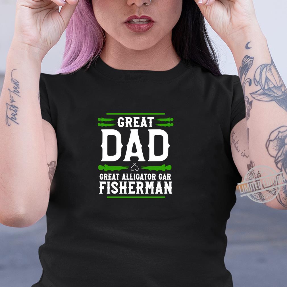 Premium Funny Fishing Shirt Alligator Gar Fishing Gift Alligator Gar T-Shirt Even Jesus Fly Fishing Angler Gift Fisherman Father Dad