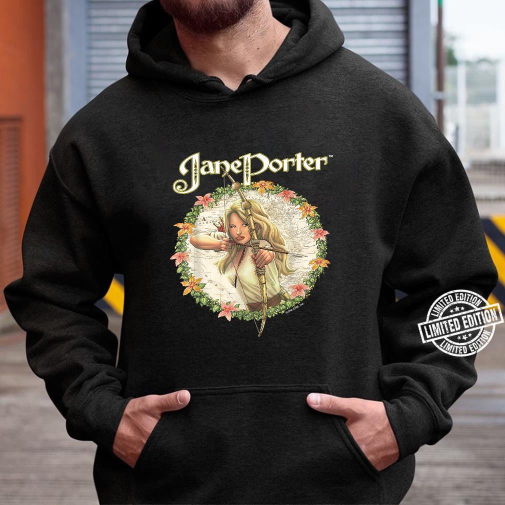 Jane Porter Shirt hoodie