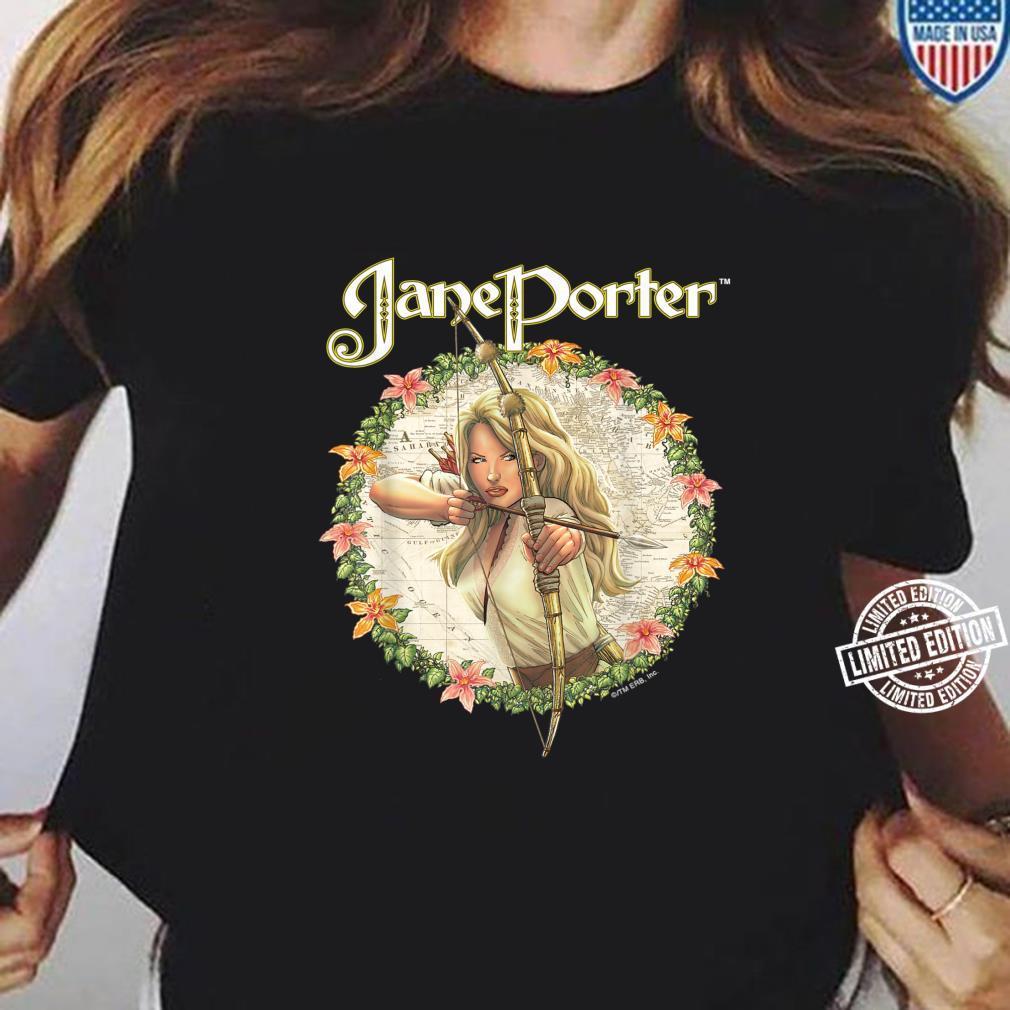 Jane Porter Shirt ladies tee