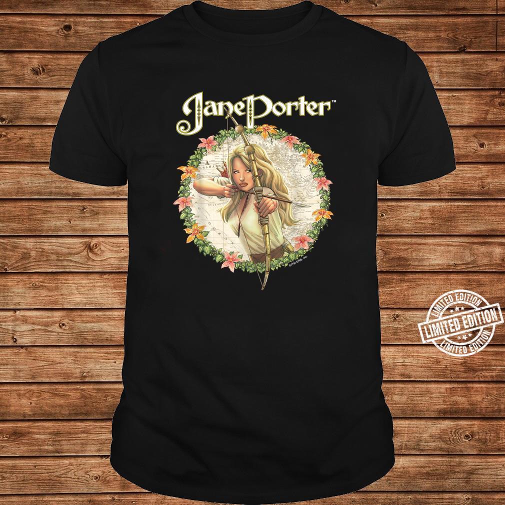Jane Porter Shirt long sleeved